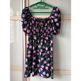 Topshop Floral Dress #CarousellFaster