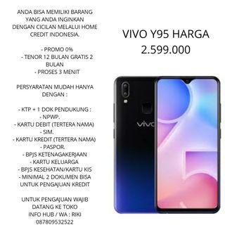 Vivo y95 4/64 gb