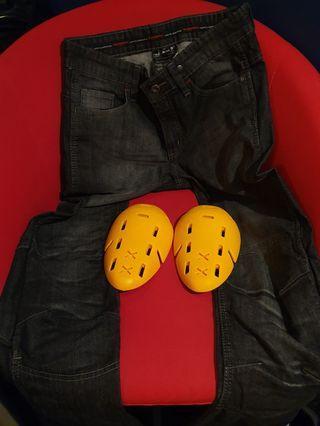 Komine Jeans WJ 732R SIZE M (30)