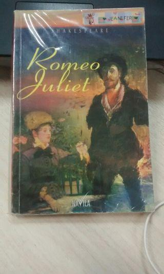 #Joinjuli Novel Rome & Juliet terjemahan Shakespeare