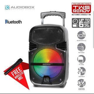 🚚 BBX800 Wireless Bluetooth Speaker