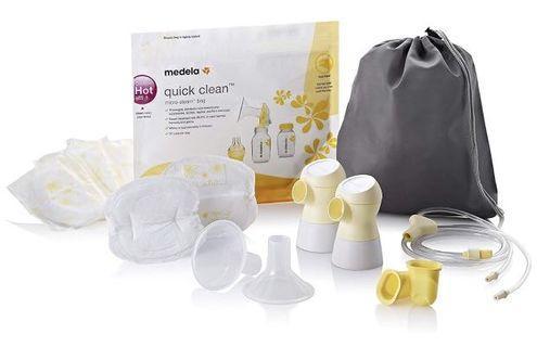 平售! Medela Sonata Breastpump Double Pumping Kit