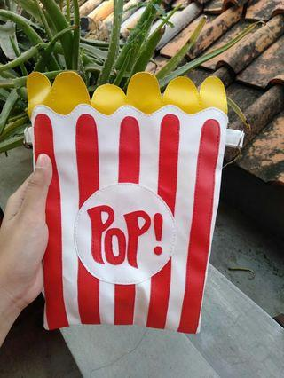 Tas popcorn