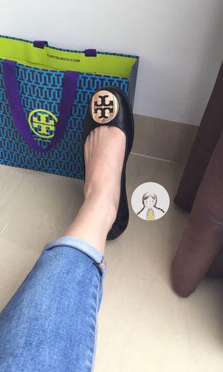 Tory Burch minnie flats