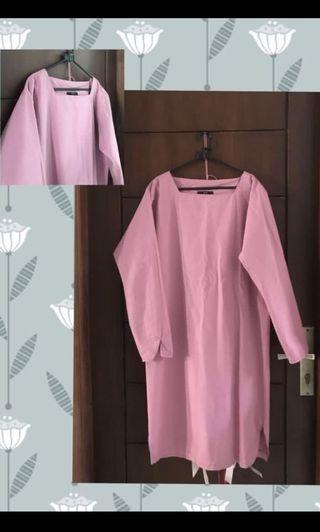 Dress / Tunik Pink