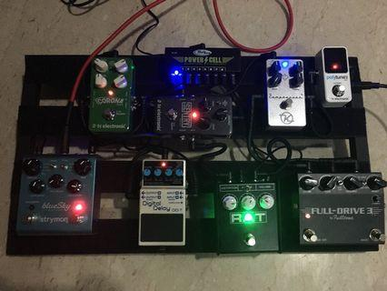 Pedals for sale!