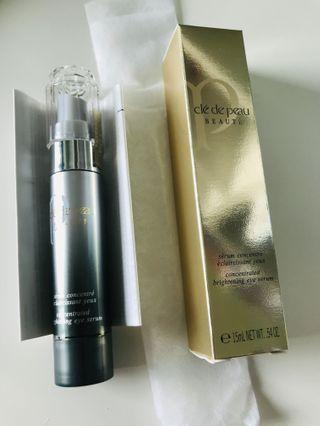 Cle de Peau Beaute Concentrated Brightening Eye Serum 高效亮膚眼部精華