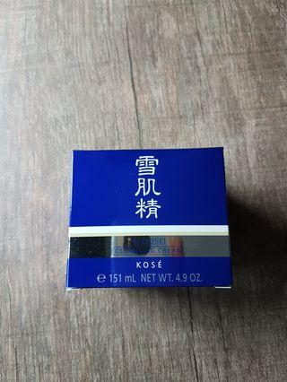 Kose cleansing cream