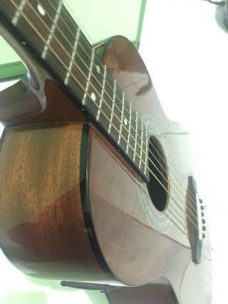 Gitar Akustik Elektrik Samick Greg Bennet Original