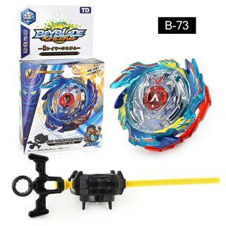 Beyblade Burst Assembly Alloy Battle Gyro with Free Launcher Kid's Beyblade Toys Boy Gifts