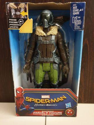 Spider-Man 12inch Electronic Marvel Vulture