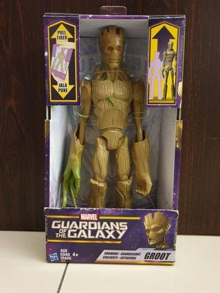 Guardian of the galaxy- Hero deluxe growing groot