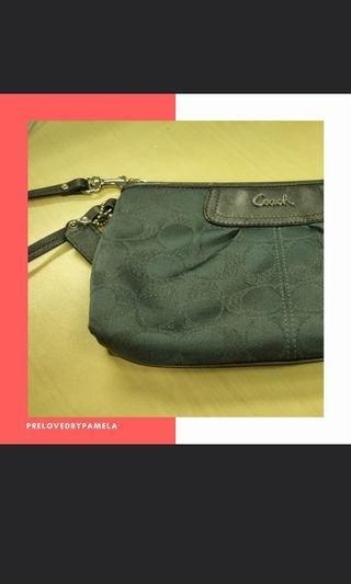 sling bag Coach authentic 100% ori