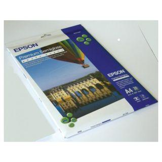 [CLEARANCE] EPSON S041330 PREMIUM SEMIGLOSS PHOTOPAPER