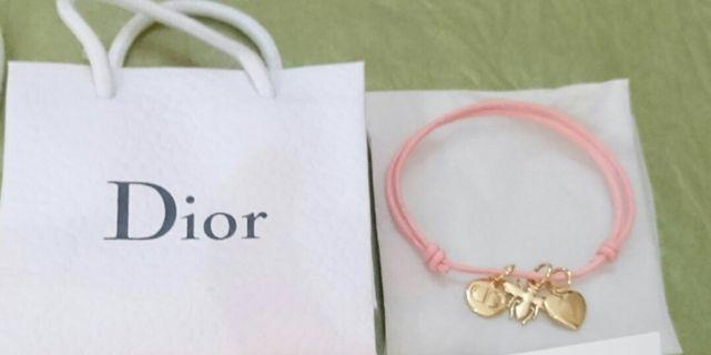 """""""DIOR 限量版 Limited Edition"""" - 🗼France Bracelet & Eau De Toilette Set"""