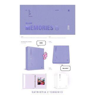 PO | BTS Memories of 2018
