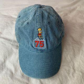 JoyRich x club75 x Simpson 牛仔cap帽