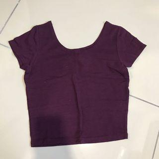 2 for rm20 - Factorie Cropped Top XXS