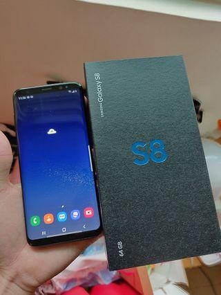 Samsung s8 (no issue)