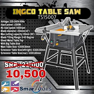 saw table   Construction & Industrial   Carousell Philippines