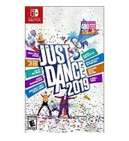 Nintendo Switch Just Dance / Carnival games