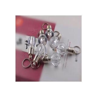 【現貨大特價】白光燈泡LED鑰匙圈 迷你LED鑰匙圈 迷你燈泡鑰匙圈 燈炮鑰匙圈 1689批發【一件代發、代購、物流集運】