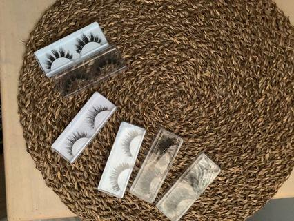 False Eyelash *free eyelash glue
