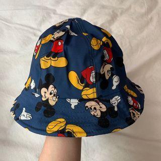 韓國代購米奇漁夫帽
