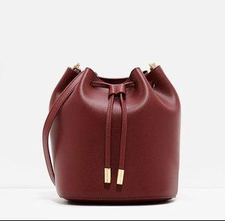 Charles & Keith Bucket Bag