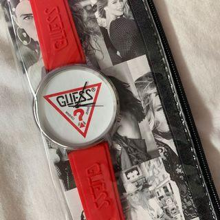 Guess jeans watch