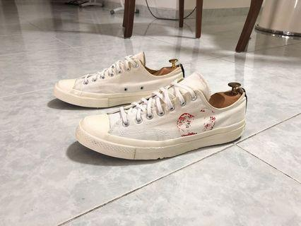 CDG x Converse 1970s All Star in Parchment White