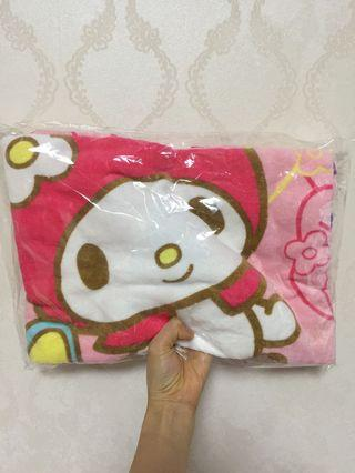 🚚 My Melody Sanrio Bath Towel - brand new in package