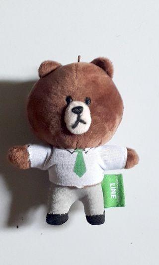 Boneka Brown