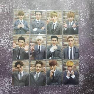 WTS EXO GROWL CHINESE VER PC
