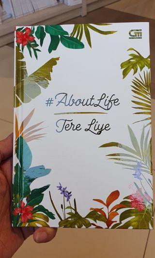 About Life Karya Tere Liye