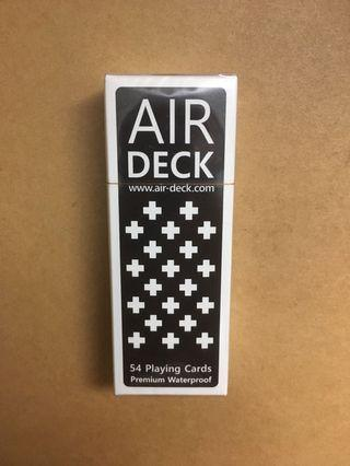 Air Deck 2.0 Travel Playing Cards