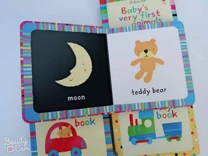 Baby's Very First Gift Set (8 books)