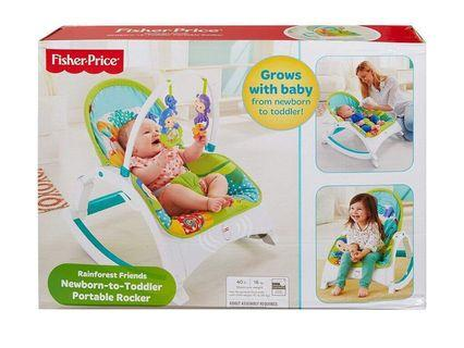 Bouncer/ayunan/kursi goyang/newborn to toddler rocker fisher price