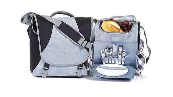 Picnic Tote plus Cooler Bag