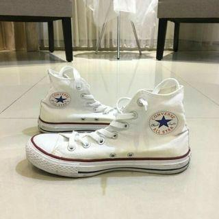 Converse High size 38 original counter 100%