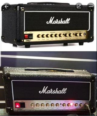🚚 Marshall DSL20HR Guitar Amp Head