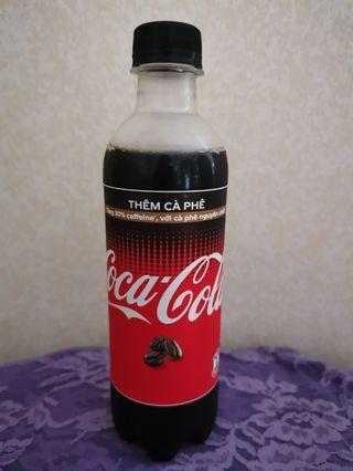 咖啡味 Coca-Cola