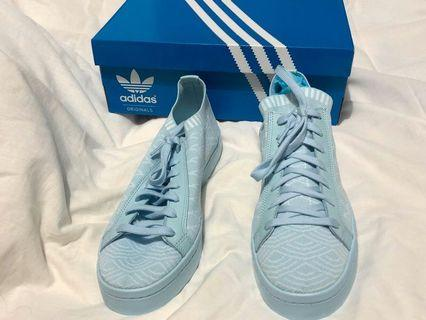 Men's Adidas CourtVantage PK ice blue