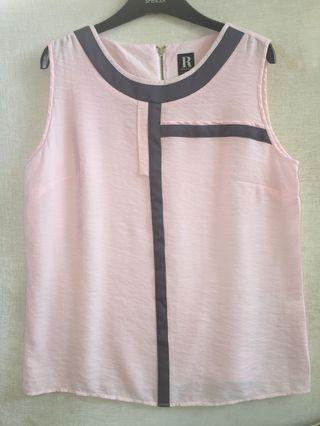 R by Ms.Read Sleeveless Top UK16