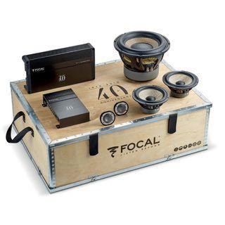 Focal 40th Audio Kit