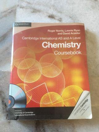 Chemistry Coursebook Original A Level