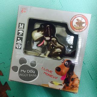 🚚 PIGGY BANK 狗狗玩具