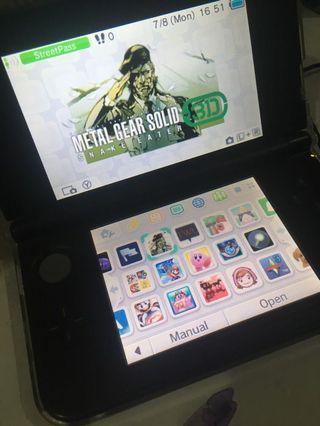 New Nintendo 3DS LL (Modded)