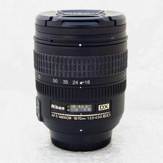 Nikon AFS 18-70mm f3.5-4.5 G DX
