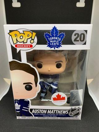🚚 Toronto Maple Leads Auston Matthews
